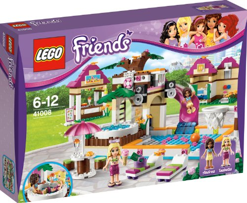 LEGO Friends - Playsets: La Piscina de Heartlake City (41008)