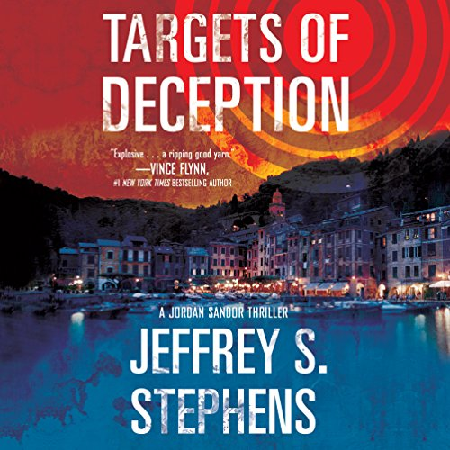 Targets of Deception audiobook cover art