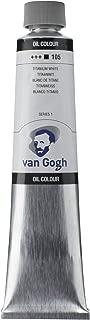 Van Gogh Oil Color Paint, 200ml Tube, Titanium White 105