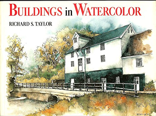 Buildings in Watercolor