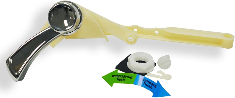 Danco Latest item 10071 Dual Flush Toilet Chrome 2021 autumn and winter new Handle