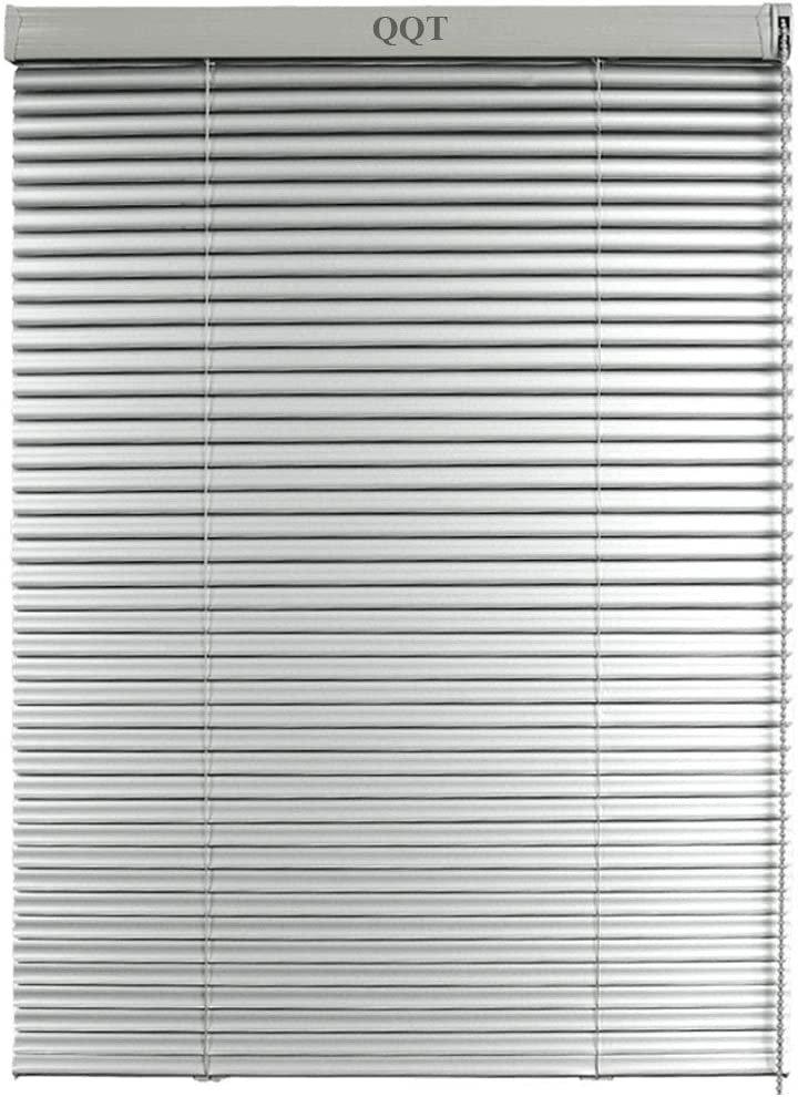 QQT Venetian Blinds Regular store Free Challenge the lowest price Room Office Perforated
