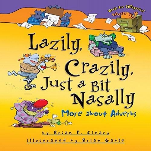 Lazily, Crazily, Just a Bit Nasally copertina