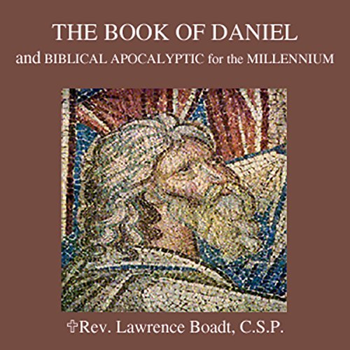 The Book of Daniel audiobook cover art