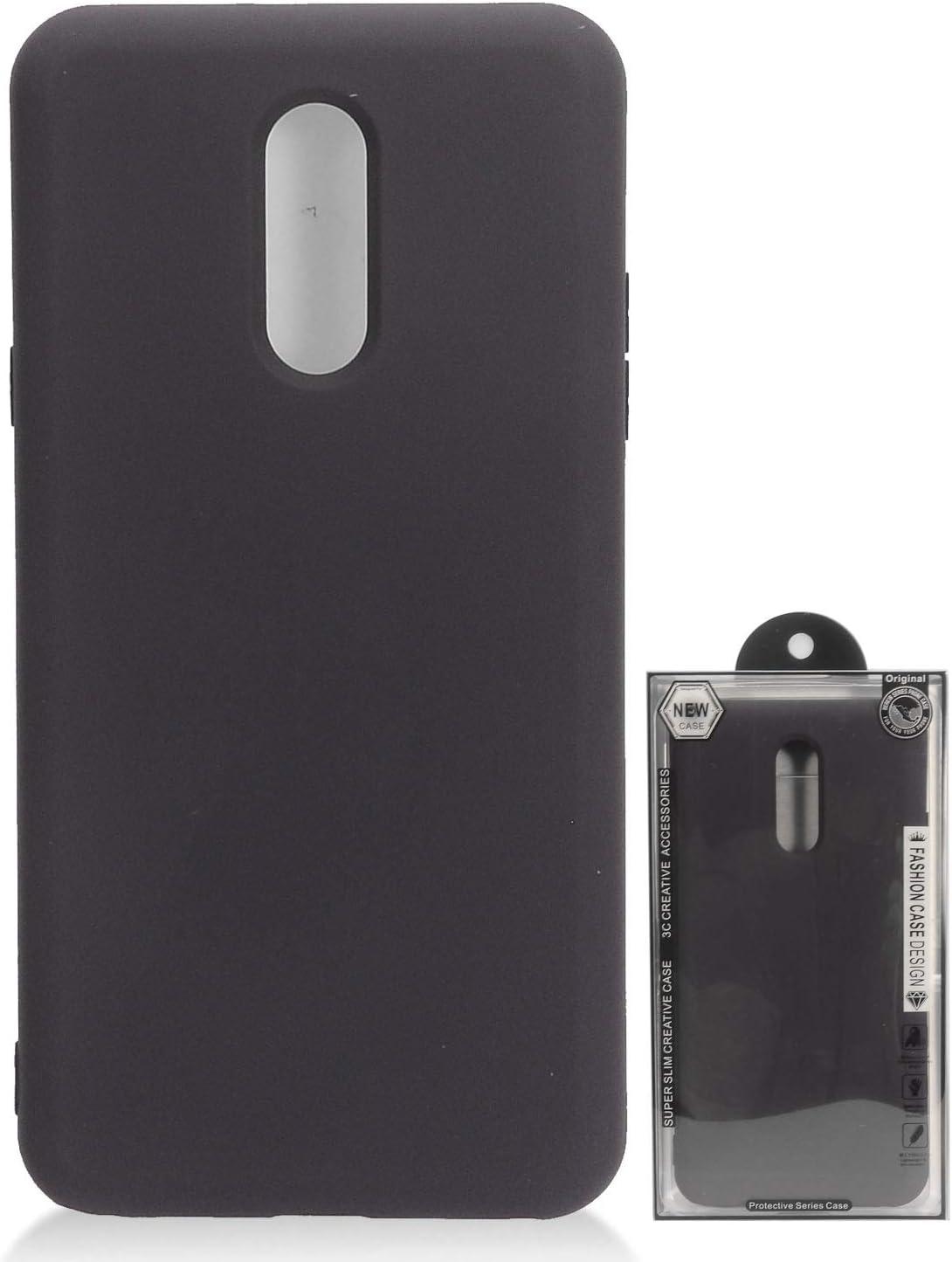 CELZEN - for LG Stylo 5 (2019), Stylo 5X, Stylo5+ Plus, LM-Q720, LM-L722DL - Slim Soft Nano Silicone Phone Case - NS1 Navy Blue