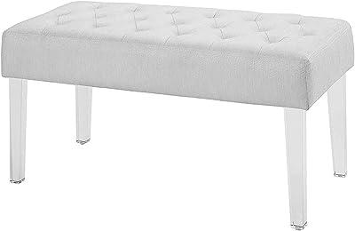 Amazon Com Michael Anthony Furniture Linon Ella Acrylic