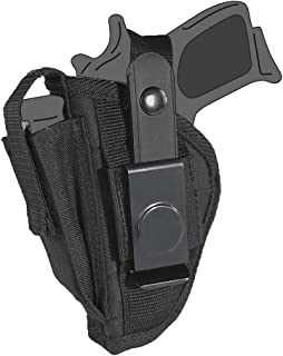 Belt Side Holster fits Sig Sauer P938 with Crimson Trace Laserguard