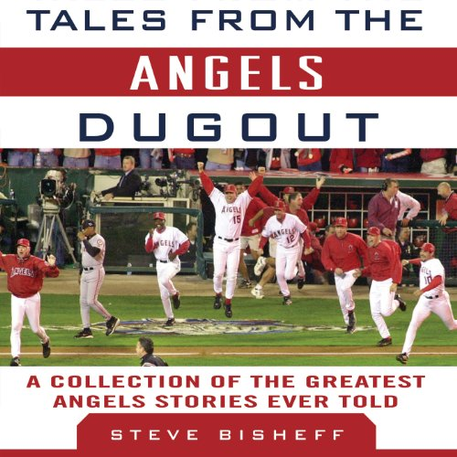 Tales from the Angels Dugout cover art