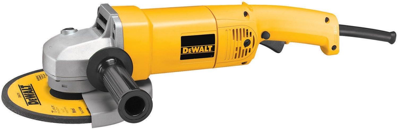 Dewalt Angle Grinder Tool, 7-Inch, 13-Amp (Dw840) , Medium , Yellow