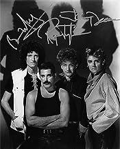 ◆直筆サイン ◆クイーン ◆QUEEN ◆ブライアン メイ - Brian May ◆ロジャー テイラー - Roger Taylor ◆ジョン ディーコン - John Deacon ◆豪華3名