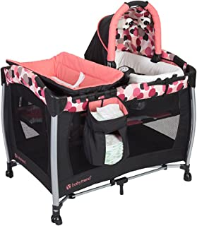 bassinet and pack and play combo