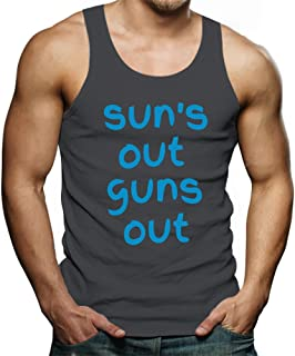 Tstars - Workout Enthusiasm - Sun's Out Gun's Out Singlet