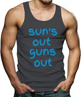 Tstars - Workout Enthusiasm - Sun's Out Gun's Out Singlet