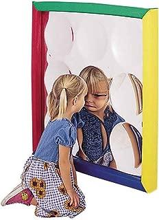 Children's Factory Soft Frame Concave Bubble Mirror Classroom Furniture (CF332-144)
