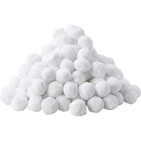 Alternative pour 25kg de Sable filtrant Nakeey Boules De Filtre De Piscine 700g Aquarium Convient Aux Filtres /à Cartouche Balles Filtrantes Filter Balls Pour Piscines De Jardin