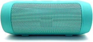 Wireless Bluetooth Speaker Mini Speaker with Diaphragm Subwoofer Card Radio Dust Speaker,Green