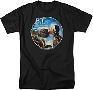 E.T. The Extra-Terrestrial Gertie Kisses T Shirt & Stickers