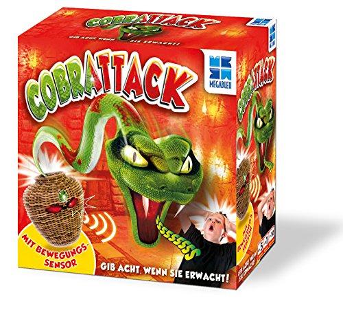 Megableu 678463 - Cobrattack, Geschicklichkeitsspiel