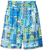 [コンバース] 子供用 ミニバス パンツ ジュニアプラクティスパンツ ポケット付 吸汗 速乾 130cm対応 CB401853 ボーイズ スカイブルー 日本 130 (日本サイズ130 相当)