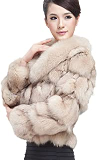 Best real fox fur coat Reviews