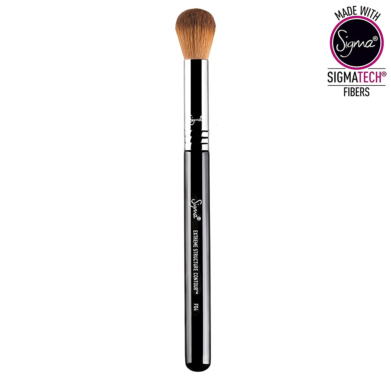スラム街戦術ずらすSigma Beauty F04 Extreme Structure Contour Brush -並行輸入品