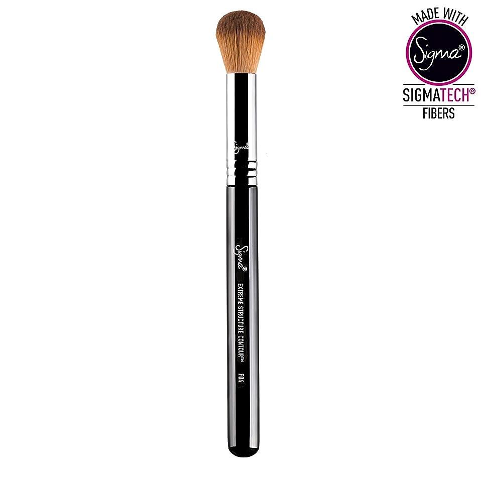 チェリーアーティキュレーション促進するSigma Beauty F04 Extreme Structure Contour Brush -並行輸入品