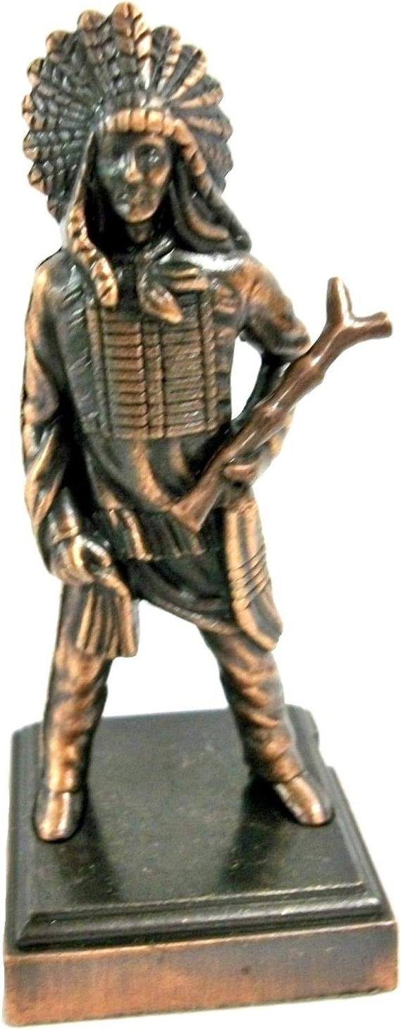 Indian Chief Max Max 75% OFF 62% OFF Die Cast Pencil Collectible Metal Sharpener