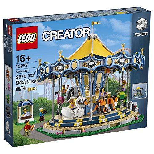 LEGO 10257 Creator Expert Giostra Carosello