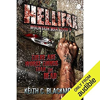 Hellifax     Mountain Man, Book 3              Written by:                                                                                                                                 Keith C. Blackmore                               Narrated by:                                                                                                                                 R. C. Bray                      Length: 12 hrs and 14 mins     1 rating     Overall 5.0