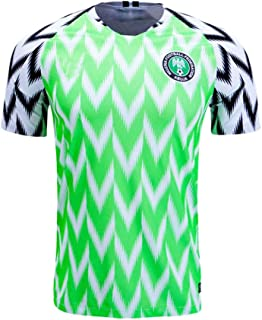 Nigeria Jersey Men's 2018 Russia World Cup National Team