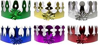 Folat 65775 flerfärgade holografiska slingor lyx-6 stycken