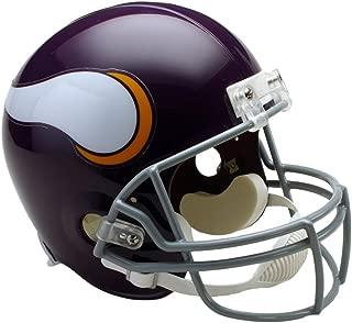 vikings throwback helmet