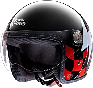 Royal Enfield Bolt 50 Helmet (OF) Black M - 580 mm