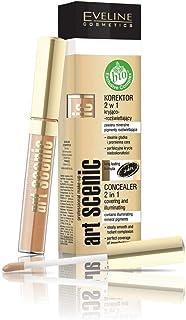 Eveline Cosmetics Concealer 2 In 1, 04 Light