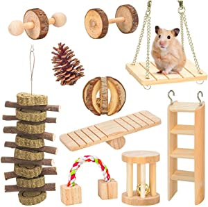 Hamster Chew Toys Kit