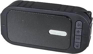 Billboard Water-Resistant Bluetooth Wireless Speaker With Enhanced Bass - Black