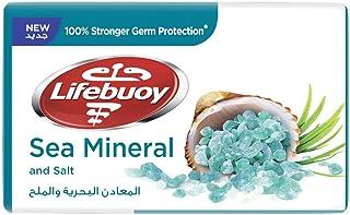 Lifebuoy Bar Soap Sea Mineral & Salt, 125 gm