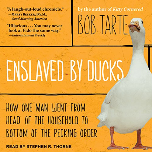 Enslaved by Ducks audiobook cover art