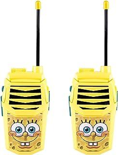 [スポンジ ? ボブ]SpongeBob SquarePants SpongeBob Night Action Walkie Talkie WT3-01062 [並行輸入品]