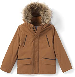 La Redoute Collections Boys Hooded Parka, 3-12 Years
