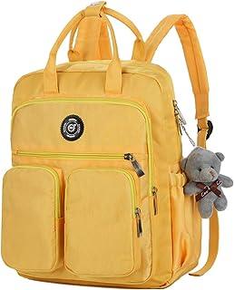Arateck Women Backpack Multi-Pocket Large Capacity Waterproof for Outdoor Travel School