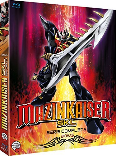 Mazinkaiser SKL – Serie Completa 3 Ovas