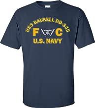 USS BAUSELL DD-845 Rate FC Fire Controlman