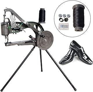Seeutek Shoe Repair Machine Manual Shoe Mending Sewing Machine - Cotton Nylon Line Sewing Machine