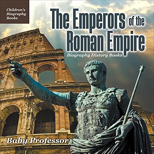 The Emperors of the Roman Empire cover art