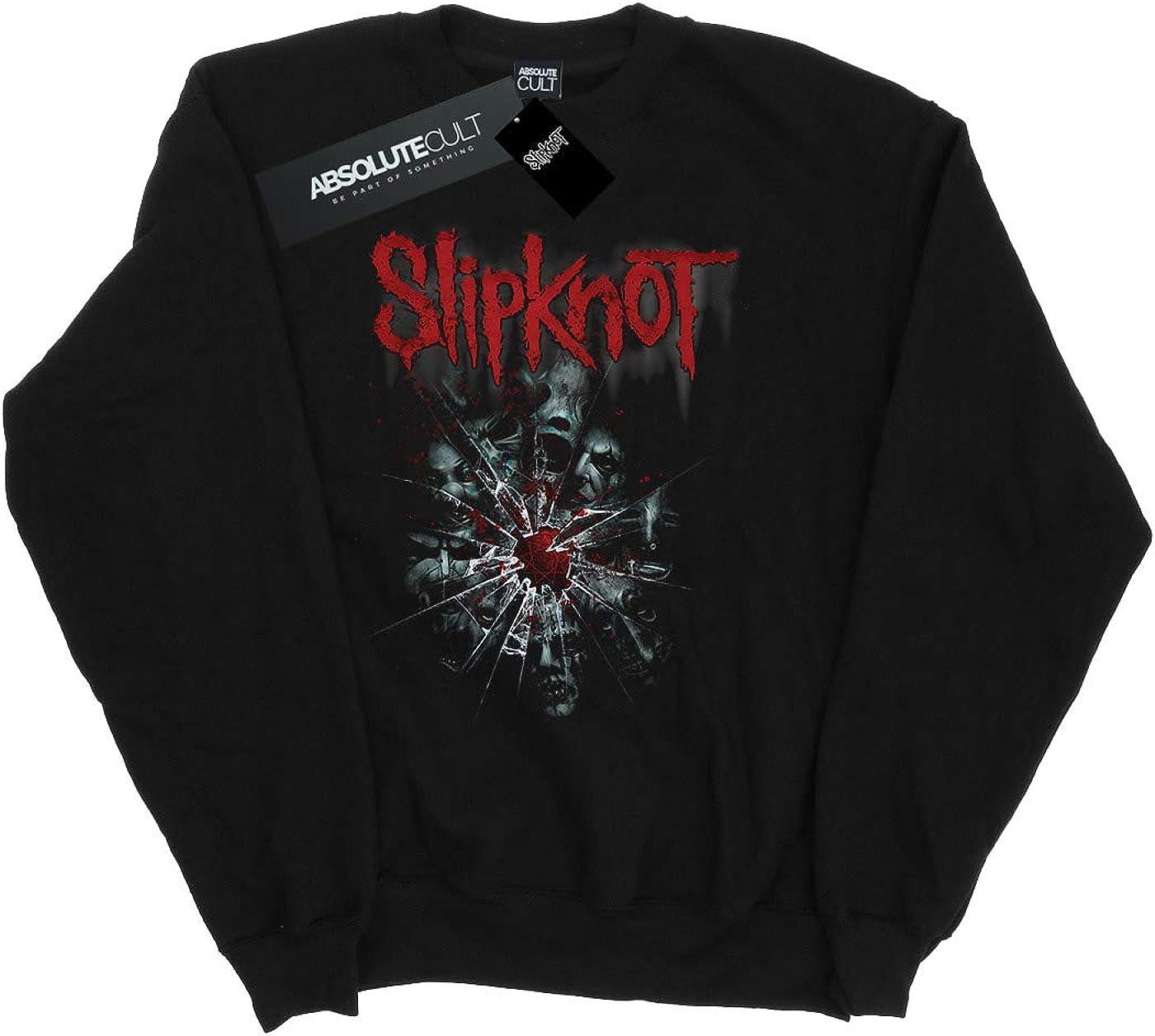 Absolute Cult Slipknot Niños Shattered Glass Camisa De ...