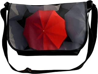 Reginald Nixon 傘 ショルダーバッグ メッセンジャーバッグ 斜めがけ 軽量 カジュアル 旅行パック アウトドアバッグ スポーツ 学生用 通学 通勤