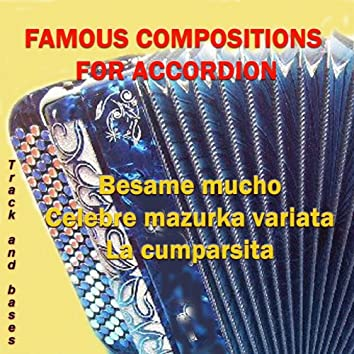 Famous Compositions for Accordion