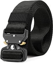 IDEATECH Tactical Belt,1.5 Inch Quick Release Heavy Duty Tactical Belt for Men-Tactical Belt for Cargo Pants