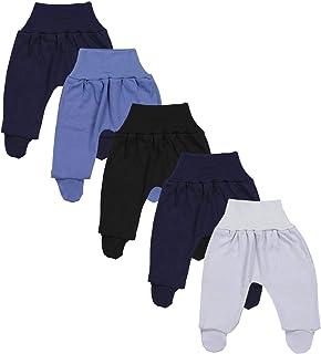 Pantalón con Pies de Bebé Pack de 5